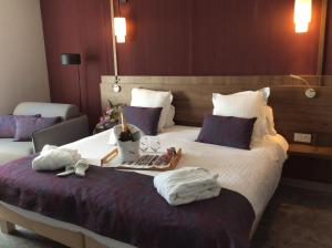 Best Western Le Duguesclin, Hotels  Saint-Brieuc - big - 19