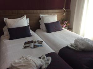Best Western Le Duguesclin, Hotely  Saint-Brieuc - big - 36