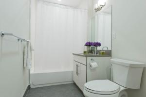 Three-Bedroom on Tremont Street Apt 403, Apartments  Boston - big - 12