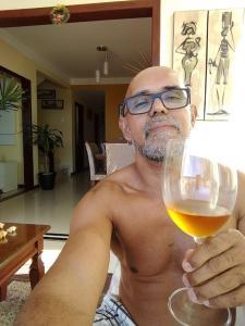 Residência, B&B (nocľahy s raňajkami)  Salvador - big - 10