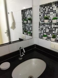 Apartamento beira mar de Boa Viagem, Ferienwohnungen  Recife - big - 1
