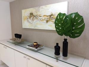 Apartamento beira mar de Boa Viagem, Ferienwohnungen  Recife - big - 3