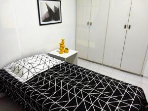 Apartamento beira mar de Boa Viagem, Ferienwohnungen  Recife - big - 4