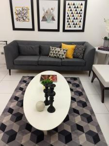 Apartamento beira mar de Boa Viagem, Ferienwohnungen  Recife - big - 5