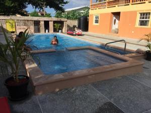 Ri Biero's Holiday Apartments, Apartmány  Crown Point - big - 37