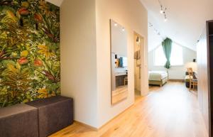 Das Grüne Hotel zur Post - 100 % BIO, Отели  Зальцбург - big - 23