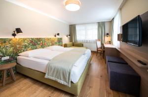 Das Grüne Hotel zur Post - 100 % BIO, Отели  Зальцбург - big - 20