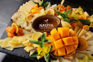 Nadiya Hotel, Szállodák  Ivano-Frankivszk - big - 71