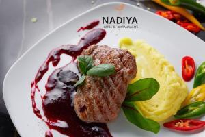 Nadiya Hotel, Szállodák  Ivano-Frankivszk - big - 73