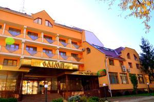 Отель Олимп, Ужгород