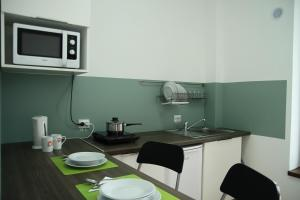 Studio ApartCity, Aparthotels  Braşov - big - 45
