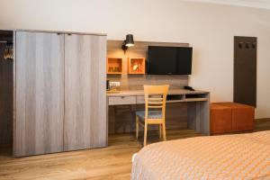 Das Grüne Hotel zur Post - 100 % BIO, Отели  Зальцбург - big - 19