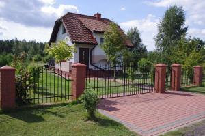 Chata Ahorn Rydzewo Polsko