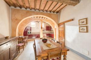 Le Rughe, Apartmány  Montepulciano - big - 11
