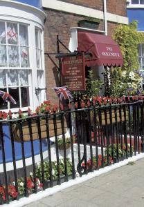 Molyneux Guesthouse, Bed and Breakfasts  Weymouth - big - 14