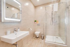 White & Woody Quadrio Apartments, Appartamenti  Praga - big - 56