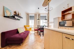 White & Woody Quadrio Apartments, Appartamenti  Praga - big - 2