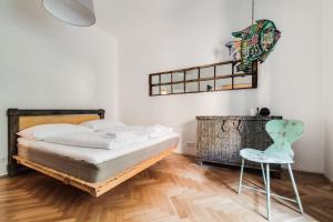 White & Woody Quadrio Apartments, Appartamenti  Praga - big - 49