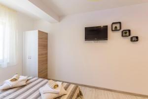 Apartman Sky, Apartmanok  Podstrana - big - 29