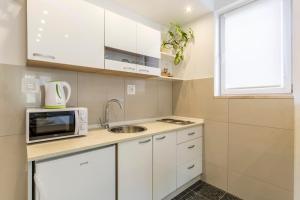 Apartman Sky, Apartmanok  Podstrana - big - 28