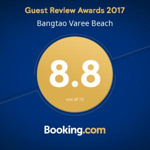 Bangtao Varee Beach, Resort  Bang Tao Beach - big - 91