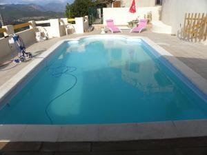 Holiday home Fontaine du Salario A Sarra, Prázdninové domy  Ajaccio - big - 7