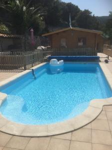 Holiday home Fontaine du Salario A Sarra, Prázdninové domy  Ajaccio - big - 11