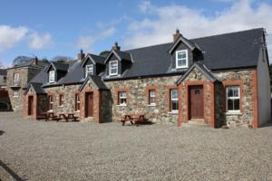 Millgrange Cottages, Prázdninové domy  Carlingford - big - 17