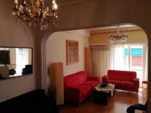 central town, Апартаменты  Афины - big - 28