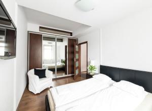 Neptun Park - SG Apartmenty, Ferienwohnungen  Danzig - big - 64