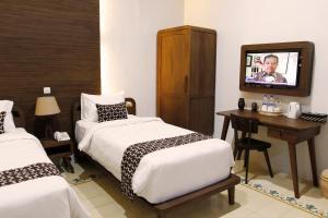 Joglo Mandapa Boutique Hotel, Szállodák  Yogyakarta - big - 16