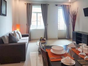 La Belle Residence, Apartmány  Phnom Penh - big - 9