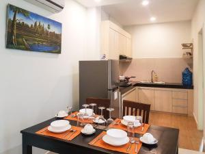 La Belle Residence, Apartmány  Phnom Penh - big - 44