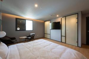 Brown-Dot Hotel Beomcheon, Hotely  Busan - big - 32
