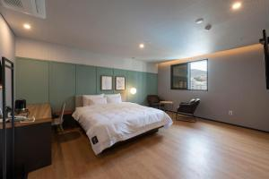 Brown-Dot Hotel Beomcheon, Hotely  Busan - big - 42
