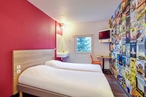 hotelF1 Marne la Vallée Collégien