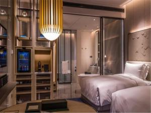 Intercontinental Premier Twin Room