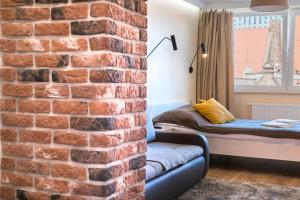 Loft Apartments, Apartmanok  Gdańsk - big - 4