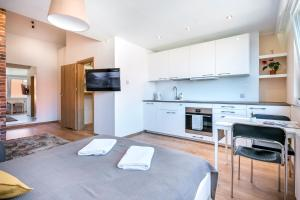 Loft Apartments, Apartmány  Gdaňsk - big - 8