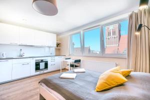 Loft Apartments, Apartmanok  Gdańsk - big - 9