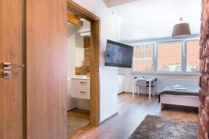 Loft Apartments, Apartmanok  Gdańsk - big - 11