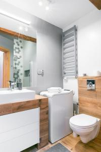 Loft Apartments, Apartmány  Gdaňsk - big - 21