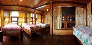 Čtyřlůžkový pokoj typu Standard