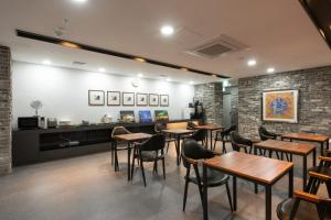Brown-Dot Hotel Beomcheon, Hotely  Busan - big - 82