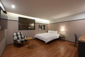 Brown-Dot Hotel Beomcheon, Hotely  Busan - big - 17