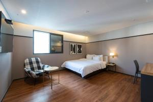 Brown-Dot Hotel Beomcheon, Hotely  Busan - big - 18