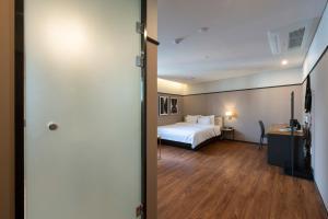 Brown-Dot Hotel Beomcheon, Hotely  Busan - big - 5
