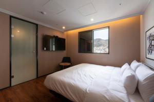 Brown-Dot Hotel Beomcheon, Hotely  Busan - big - 13