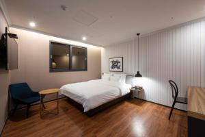 Brown-Dot Hotel Beomcheon, Hotely  Busan - big - 8