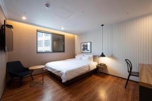 Brown-Dot Hotel Beomcheon, Hotely  Busan - big - 7